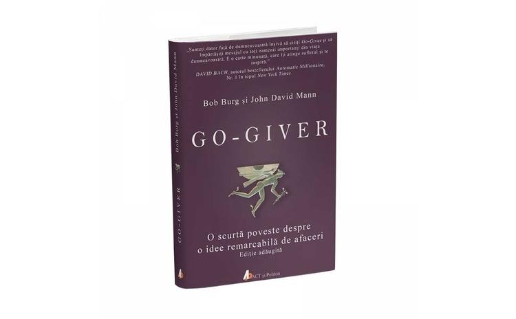 Go-giver - O scurtă poveste despre o