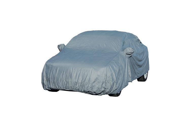 Husa exterioara auto pvc marime m, 4cars
