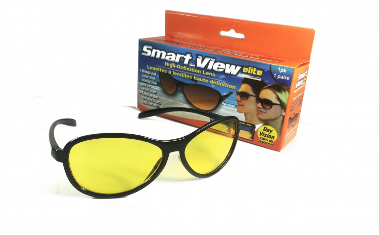 Ochelari Smart View, antireflex
