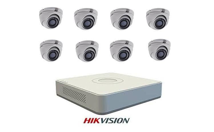Sistem de supraveghere video interior
