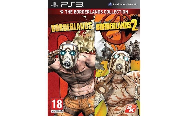 Imagine indisponibila pentru Joc Borderlands 1 And 2 Collection Pentru Playstation 3
