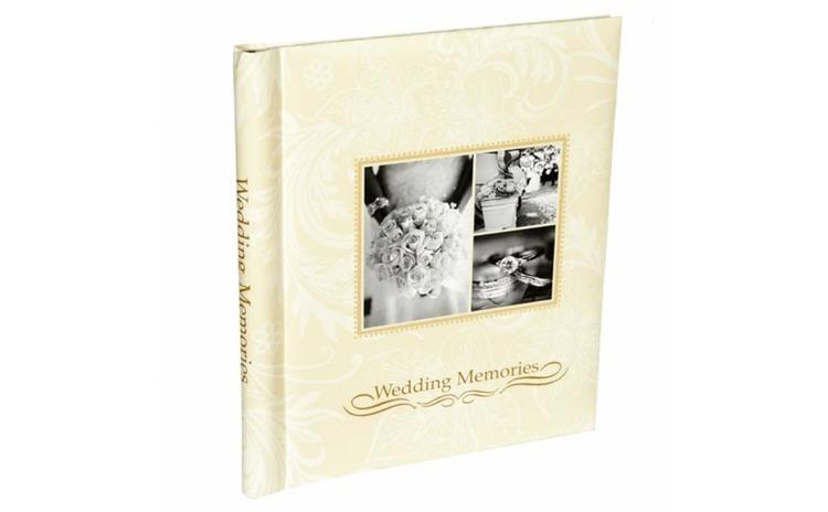 Album foto de nunta Wedding Memories cu