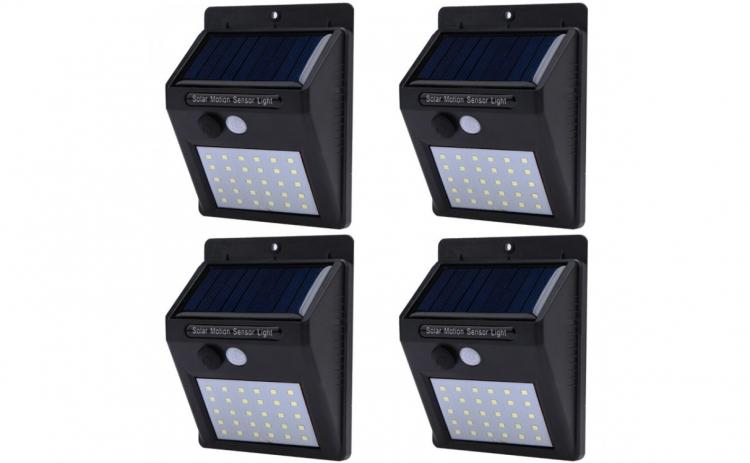 4 x lampa solara 30 LED