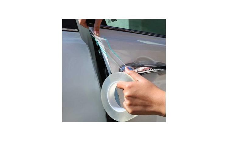 Folie transparenta protectie auto NANO