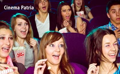 6 RON Bilet la Cinema Patria Bucuresti