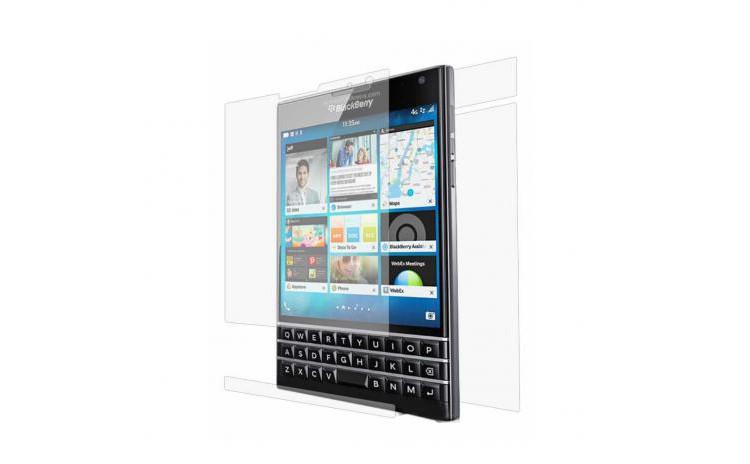 Folie de protectie BlackBerry Passport