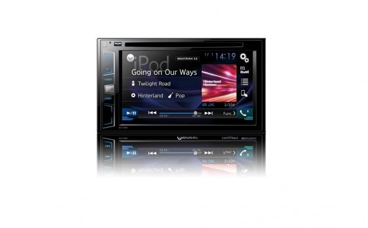 Navigatie GPS, DVD Player video cu ecran TouchScreen, 2DIN