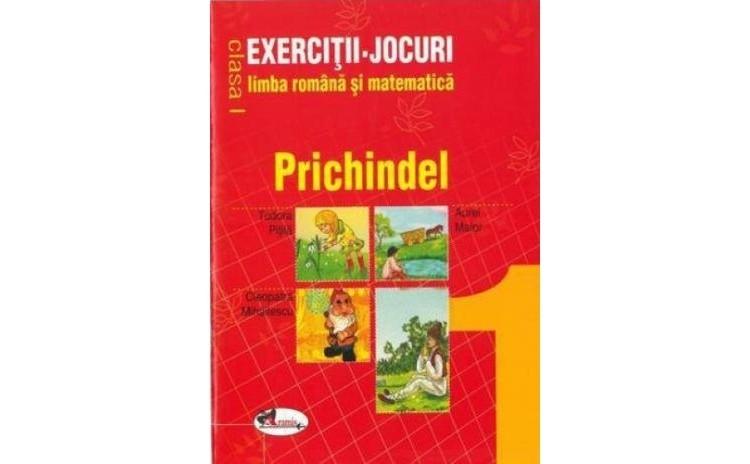 Prichindel. Exercitii. Jocuri., autor Cleopatra Mihailescu, Tudora Pitila, Aurel Maior
