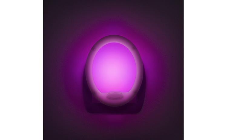 Lumina de veghe LED cu colori alternante