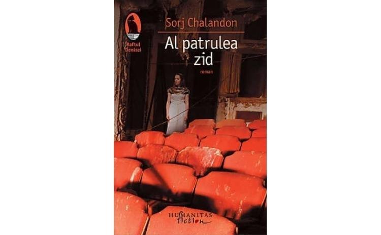 Al patrulea zid , autor Sorj Chalandon