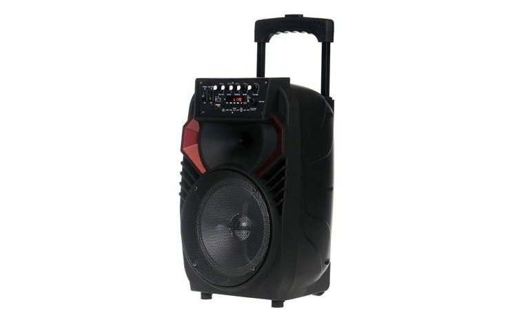 Boxa tip troler JRH A82, 300 W, 1800 mAh