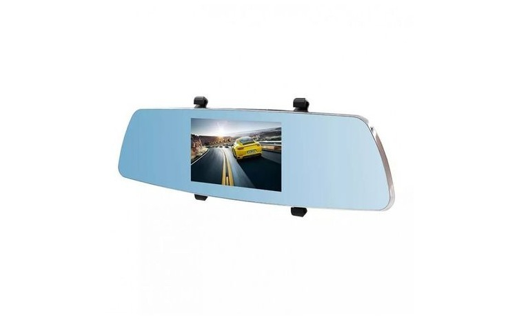 Camera auto Full HD, cu ecran tactil