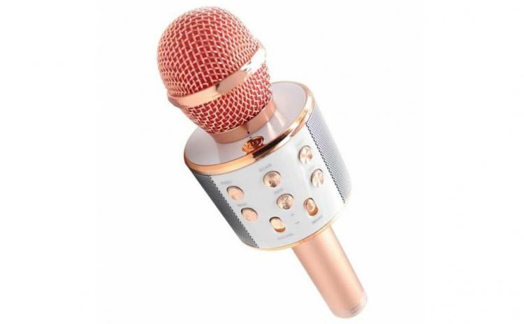 Microfon karaoke wireless bluetooth