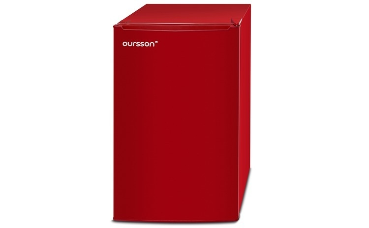 Congelator Oursson FZ0805/RD, 80 L