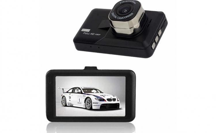 Camera auto DVR BlackBox Full HD