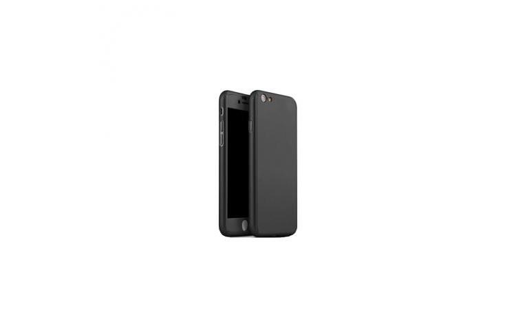 Smart Case 360 pentru iPhone 6/6S Black