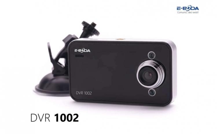 Camera video auto E-Boda DVR 1002 HD