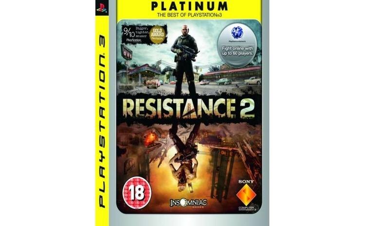 Imagine indisponibila pentru Joc Resistance 2 (platinum) Pentru Playstation 3