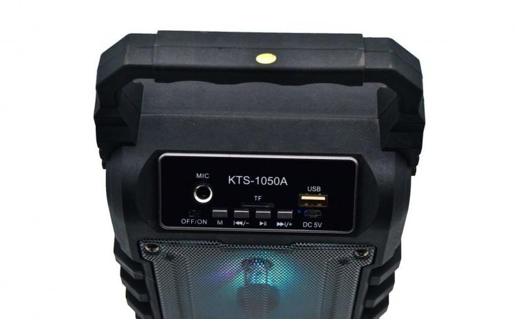 Boxa Portabila KTS 1050, bluetooth