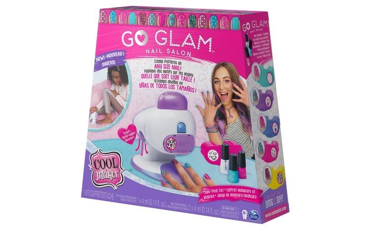 Go glam studio mani pedi pentru fetitele