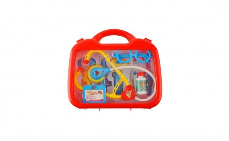 Trusa interactiva de joaca pentru copii