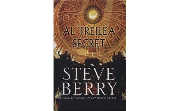 Al treilea secret, autor Steve Berry