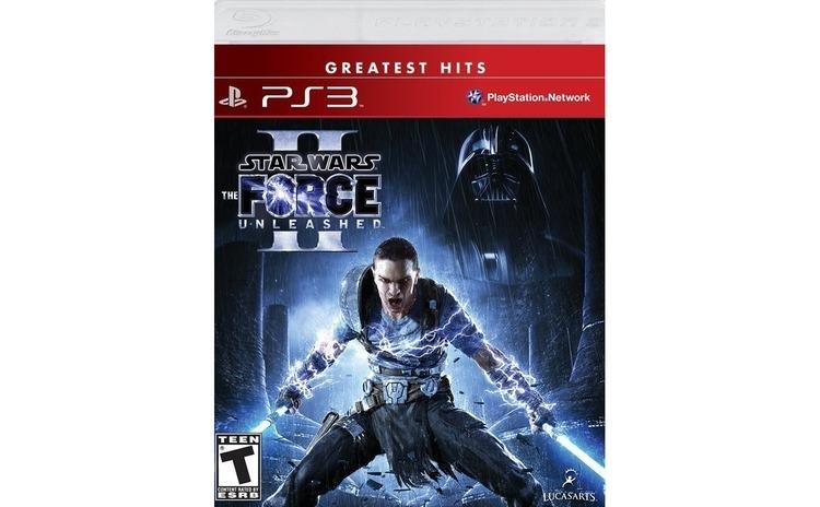Imagine indisponibila pentru Joc Star Wars: The Force Unleashed Ii (2) (essentials) Pentru Playstation 3