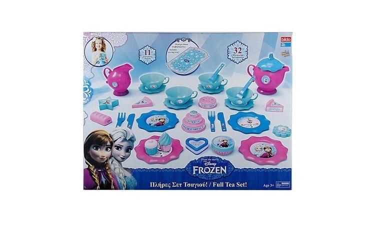 Set ceainic Frozen