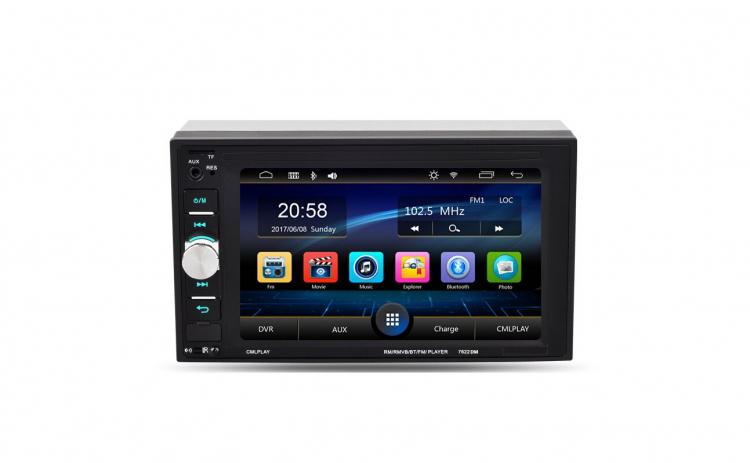 Radio Mp5 Player Auto Ecran  6,5 Inch 76