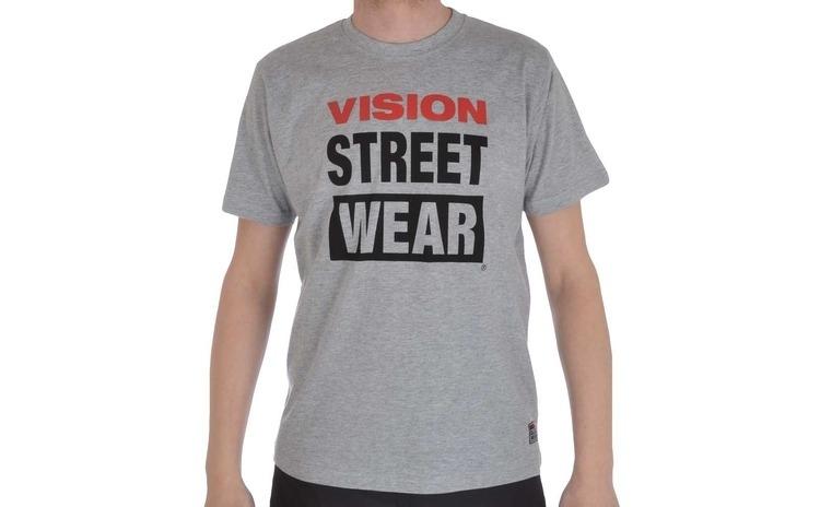 Imagine indisponibila pentru Tricou barbati Vision Street Wear Logo Tee