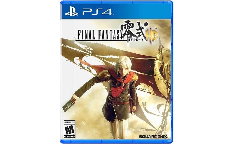 Joc Final Fantasy Type-0 Hd (inc. Ff Xv