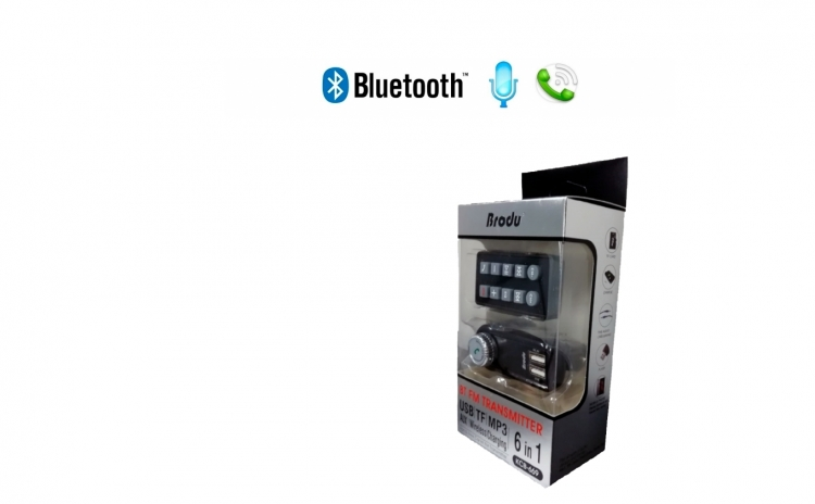 Modulator Bluetooth / Transmitator FM