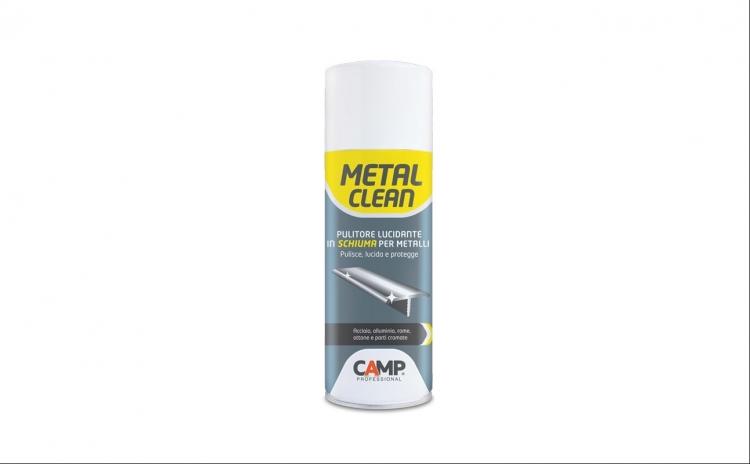 Spuma deoxidanta Metal clean