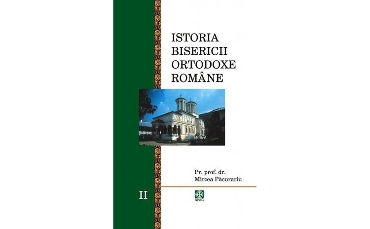 Istoria Bisericii Ortodoxe Române vol.