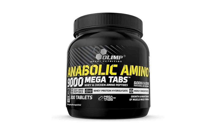Anabolic Amino 9000 Mega Tabs 300