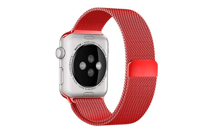 Curea Apple Watch, Milanese Loop,