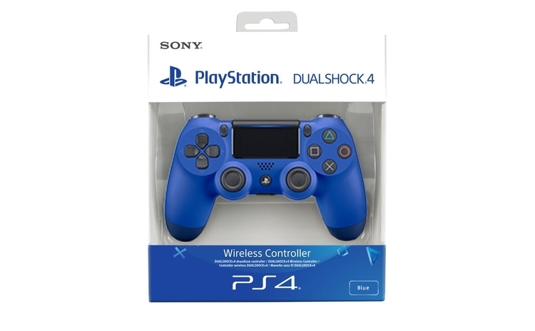 Imagine indisponibila pentru Joc Sony Dualshock 4 Controller (new Version 2) - Blue (eu) Pentru Playstation 4