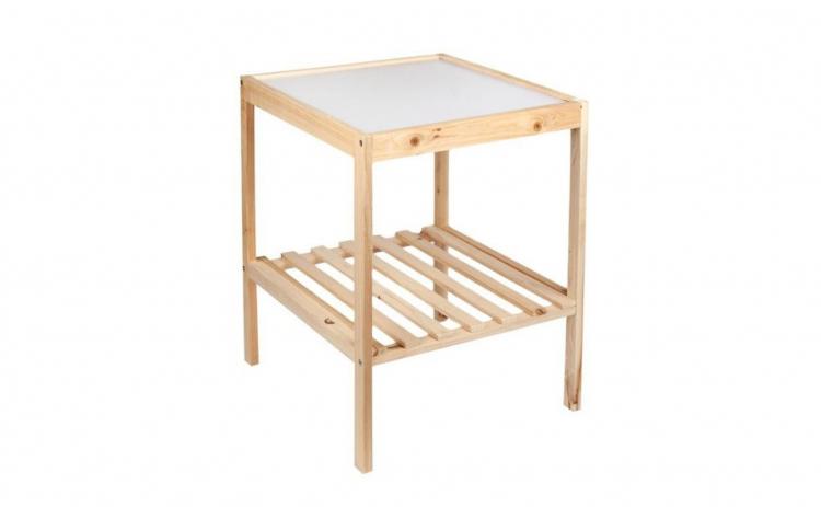 Masa din lemn 36 x 34.5 x 45 cm