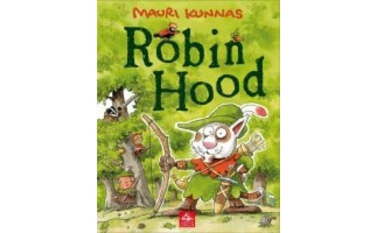 Robin Hood, autor Mauri Kunnas