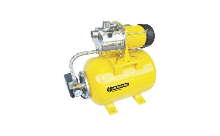 GP - HIDROFOR CAP INOX - 24L - 800-3C
