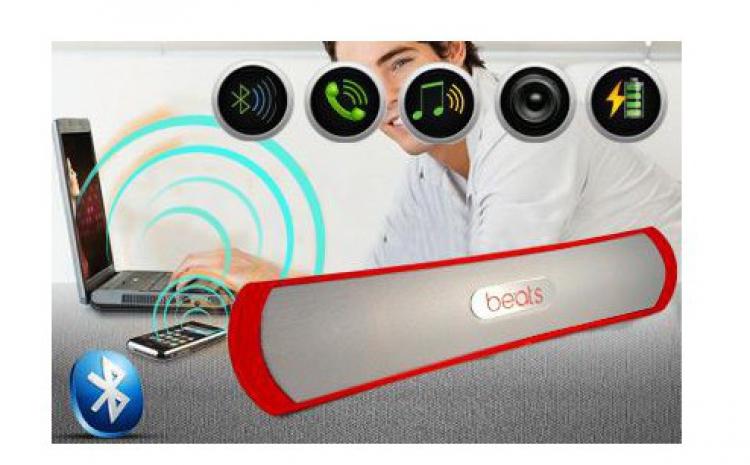 Noul Model De Boxa Portabila Beats Cu Bluetooth, La 135 Ron In Loc De 549 Ron