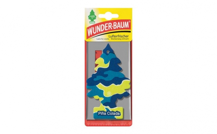 Odorizant auto pina colada, Wunder-Baum