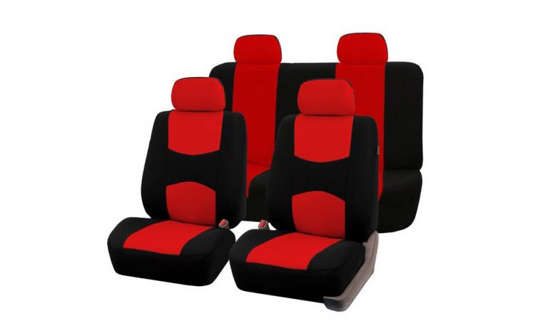 Huse scaune auto universale 9 bucati