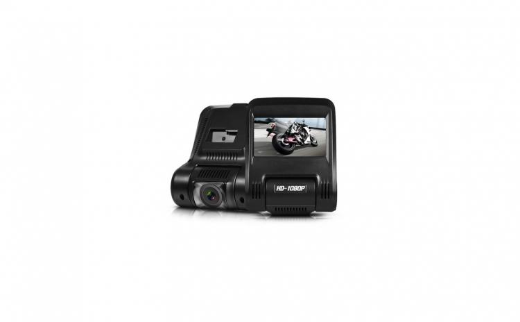 Camera auto D012-full HD cu display