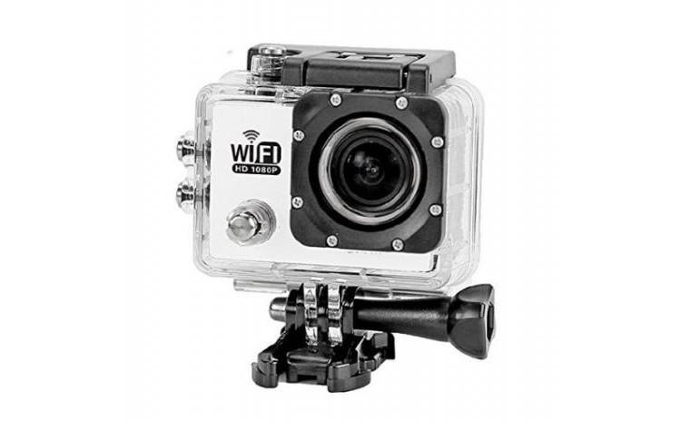 Camera Sport Sj6000 Wifi Hotspot 14mp 2