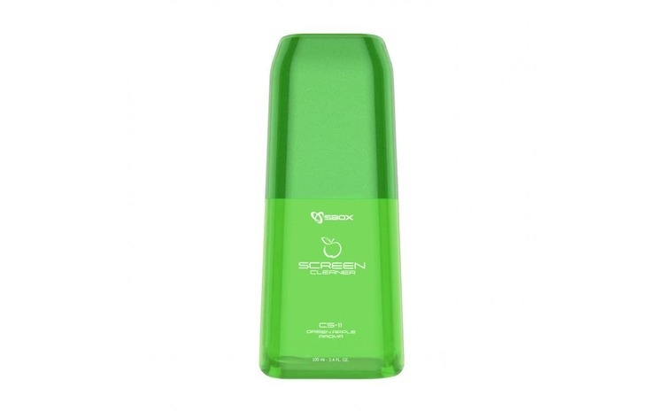 Cleaner SBOX 100 ml+microfibra Mar Verde