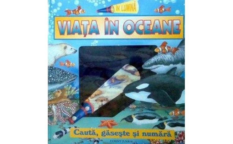 Viata In Oceane  In Lumina