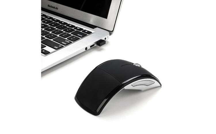 Mouse Wireless Pliabil M1 2.4G USB