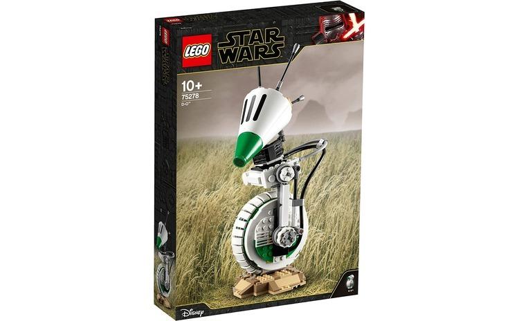 LEGO STAR WARS  D O 75278