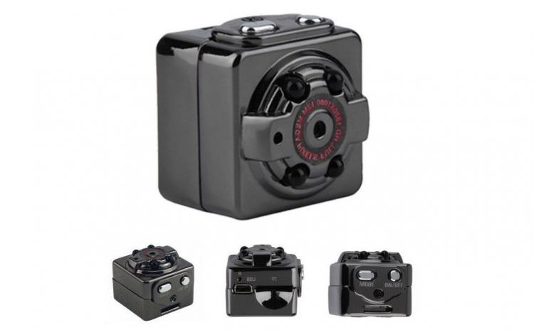 Mini camera multifunctionala SQ8